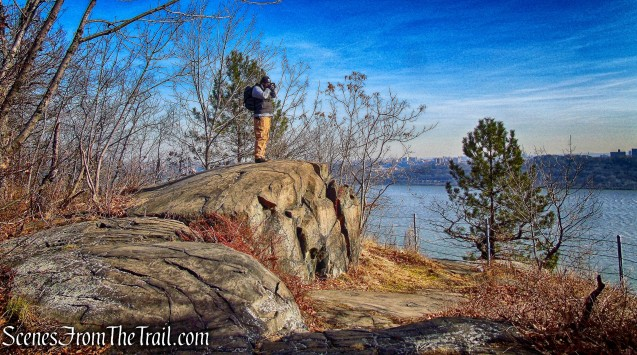 Dyckman Hill Loop from Fort Lee Historic Park