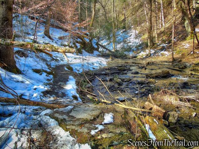 Stone Church Cave Trail