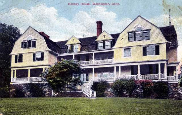 Holiday House - From the Collection of the Gunn Memorial Library and Museum