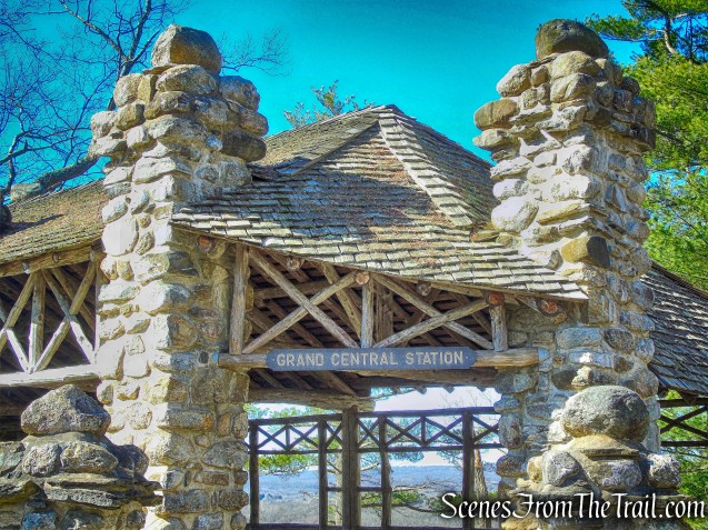 Grand Central Station - Gillette Castle State Park