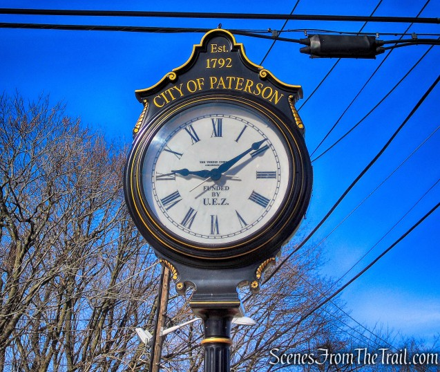 clock - McBride Avenue