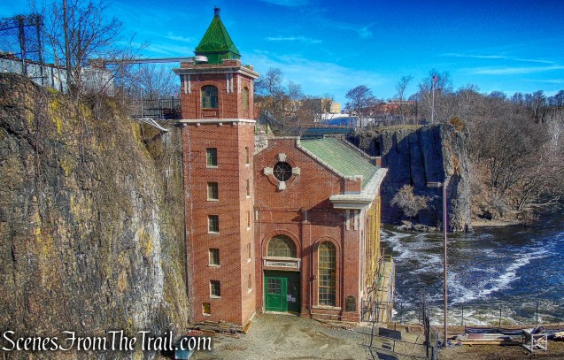 Great Falls Hydroelectric Station