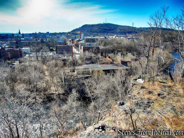 view from Jasper Street