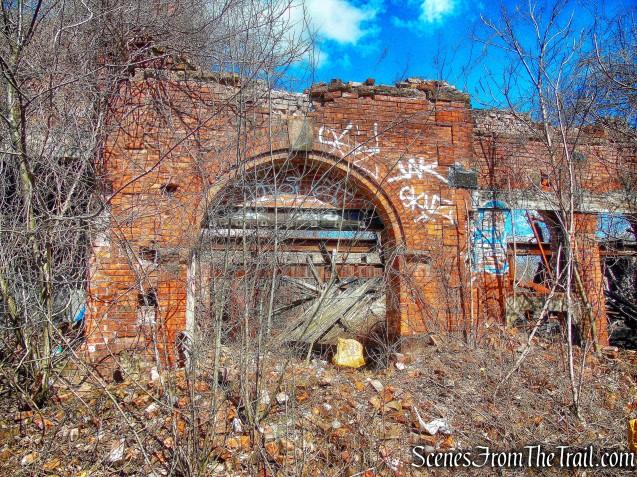 ATP site ruins