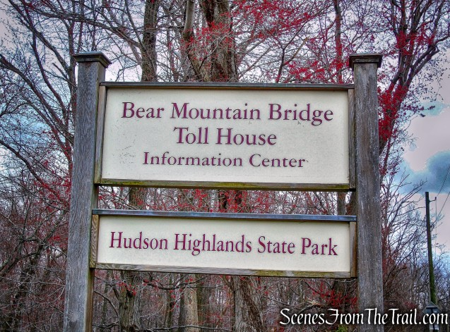 Bear Mountain Bridge Toll House
