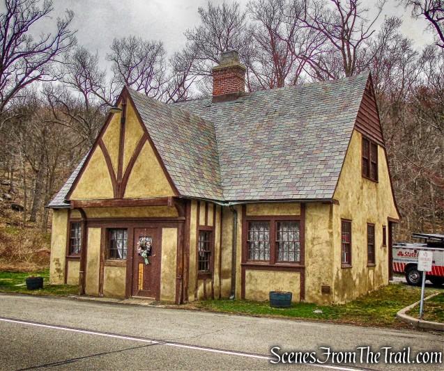 Bear Mountain Bridge Toll House