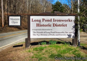 Long Pond Ironworks Historic District