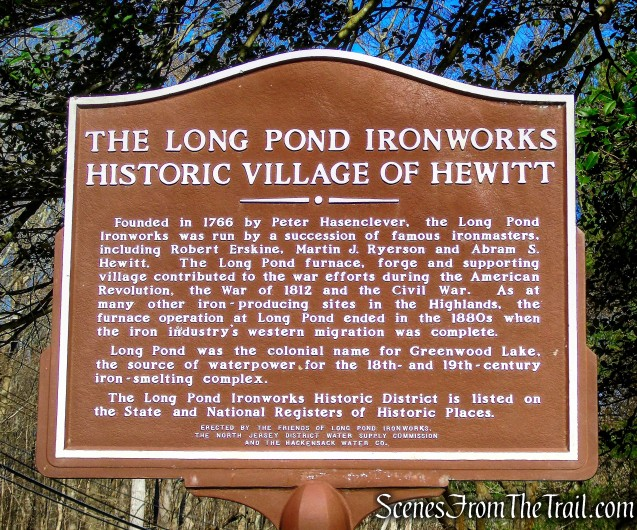 Long Pond Ironworks
