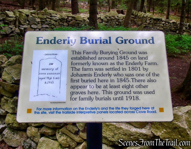 Enderly Burial Ground
