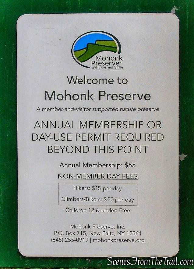 Mohonk Preserve