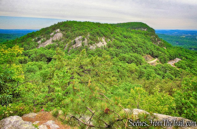 Trapps ridge - Millbrook Mountain