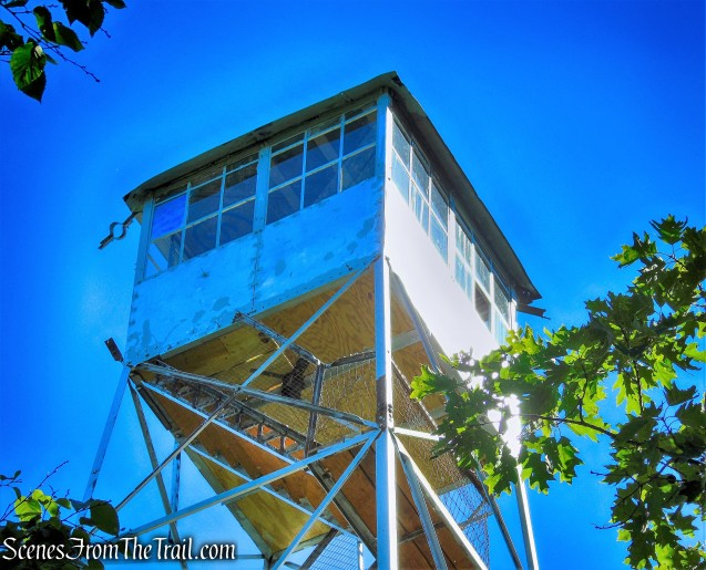 Jackie Jones Fire Tower