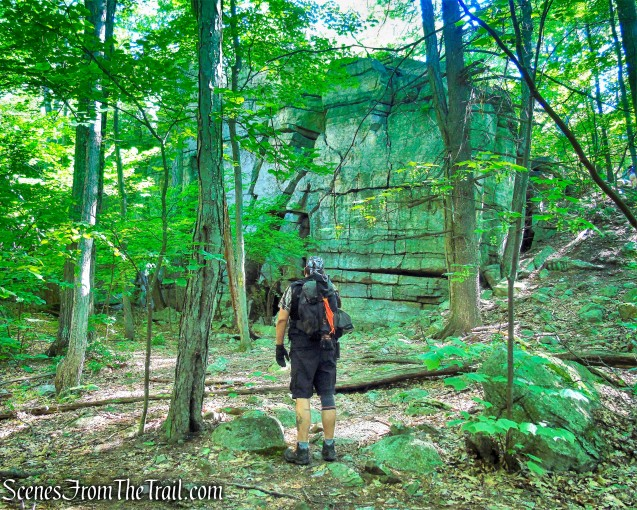 Lost City Loop - Mohonk Preserve