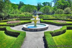Lasdon Memorial Garden
