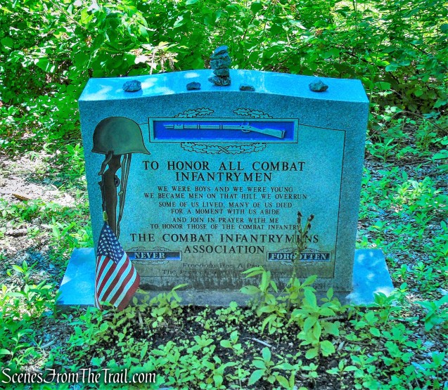 The Combat Infantryman Monument