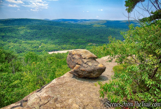Balancing Rock – West Mountain