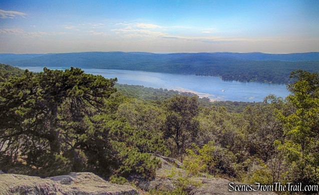 Greenwood Lake - Ernest Walter Trail