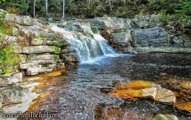 Saw Mill Falls