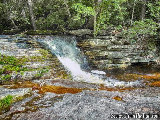 Upper Saw Mill Falls