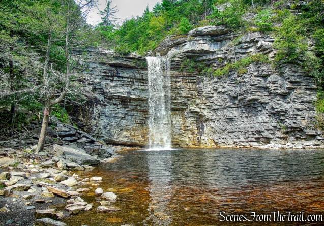 Awosting Falls