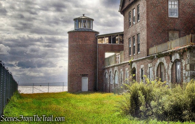 Hospital Building - Seaside Sanatorium