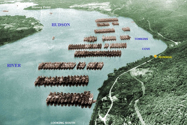 Hudson River Reserve Fleet