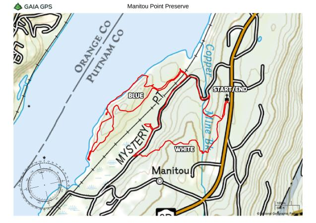 Manitou Point Preserve