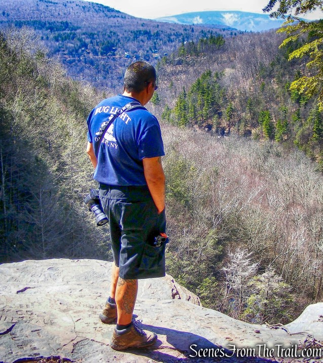 Kaaterskill Falls - April 12, 2015
