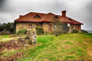 visitor center - Brenton Point State Park
