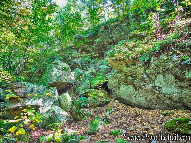 The Boulders - Giant's Ledges Pocket Park