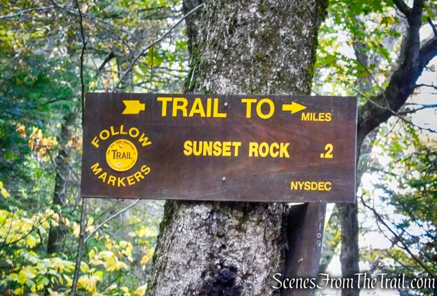 Sunset Rock Trail