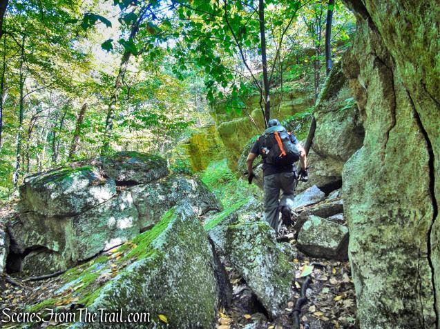 Giant's Ledges Pocket Park - Mohonk Preserve