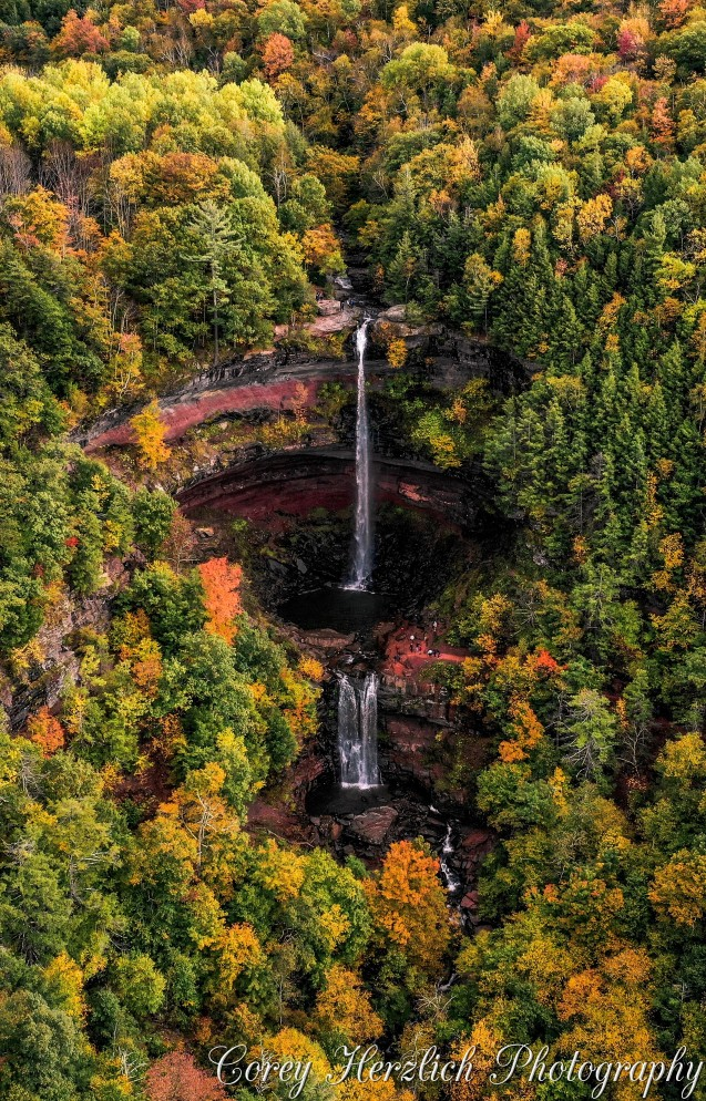 Kaaterskill Falls - image courtesy of Corey Herzlich Photography