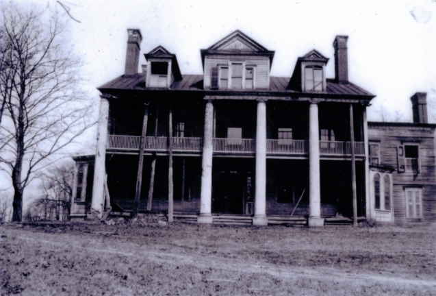 Cruger House - McAndrews Estate