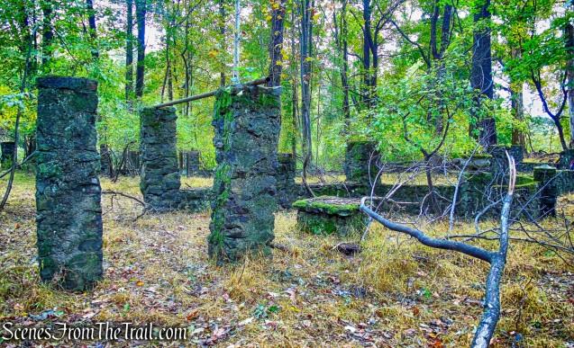 ruins - George's Island Park