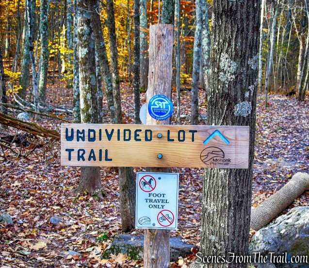 Undivided Lot Trail