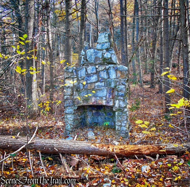 fireplace -  Undivided Lot Trail