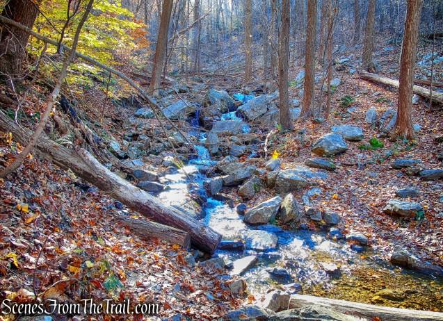 Clove Creek - Overlook Trail