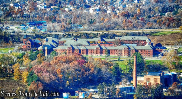 Fishkill Correctional Facility - Overlook Trail