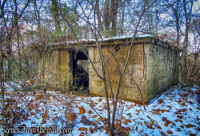 ice house - McAndrews Estate