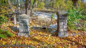 Main Gate - McAndrews Estate