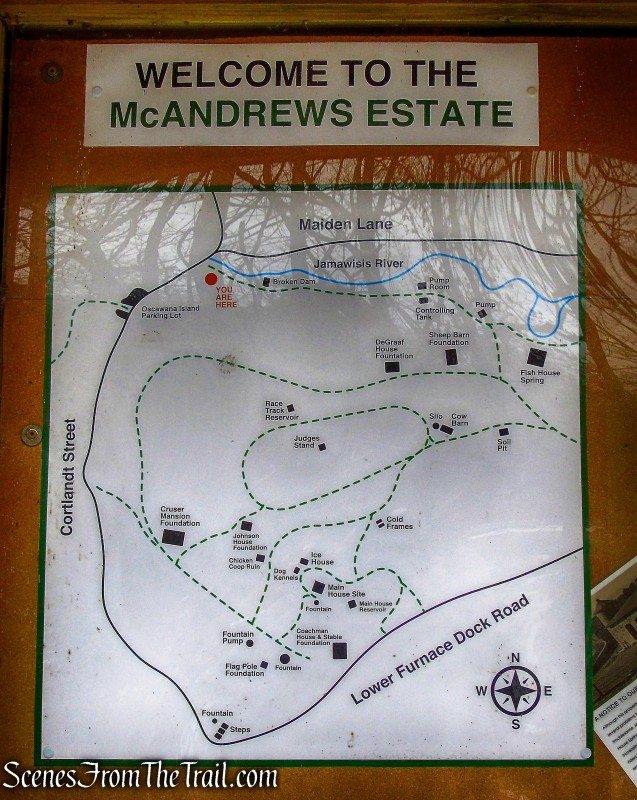 McAndrews Estate – Oscawana County Park