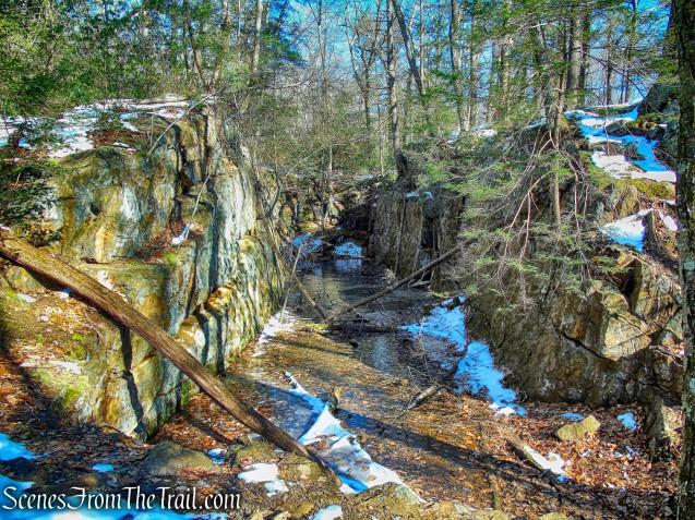 Pine Swamp Mine complex