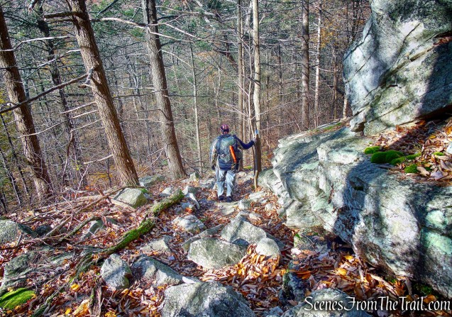 Undivided Lot Loop - Mohonk Preserve