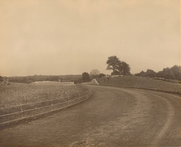 race track - McAndrews Estate