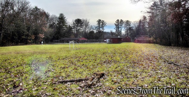 sports field - Hackett Hill Park