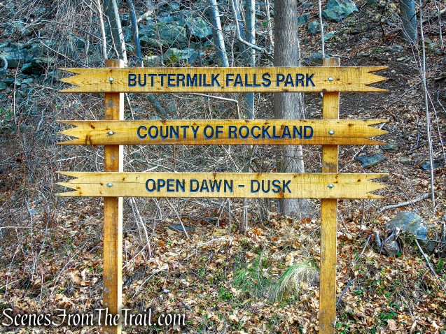 Buttermilk Falls County Park