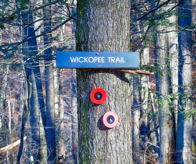 Wickopee Trail