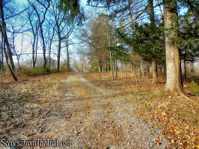 Red Trail - Hart's Brook Park and Preserve