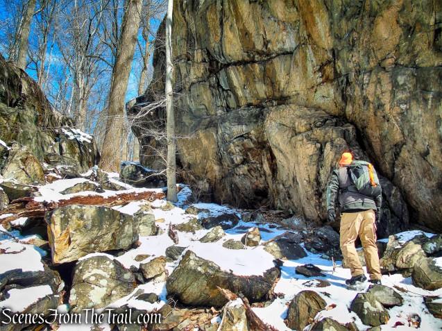 Raven Rock Loop - Rockefeller State Park Preserve